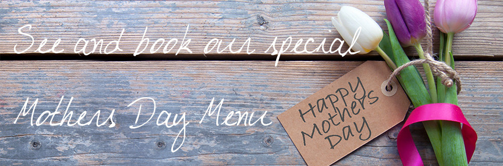 Mothers Day at The Crown - Book Today!